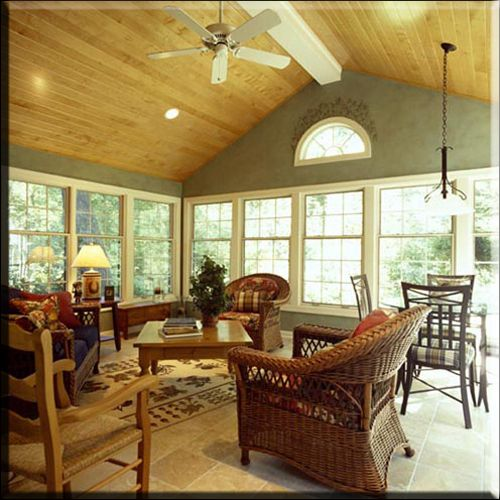 59 Best Sunroom Design And Decor Images On Pinterest