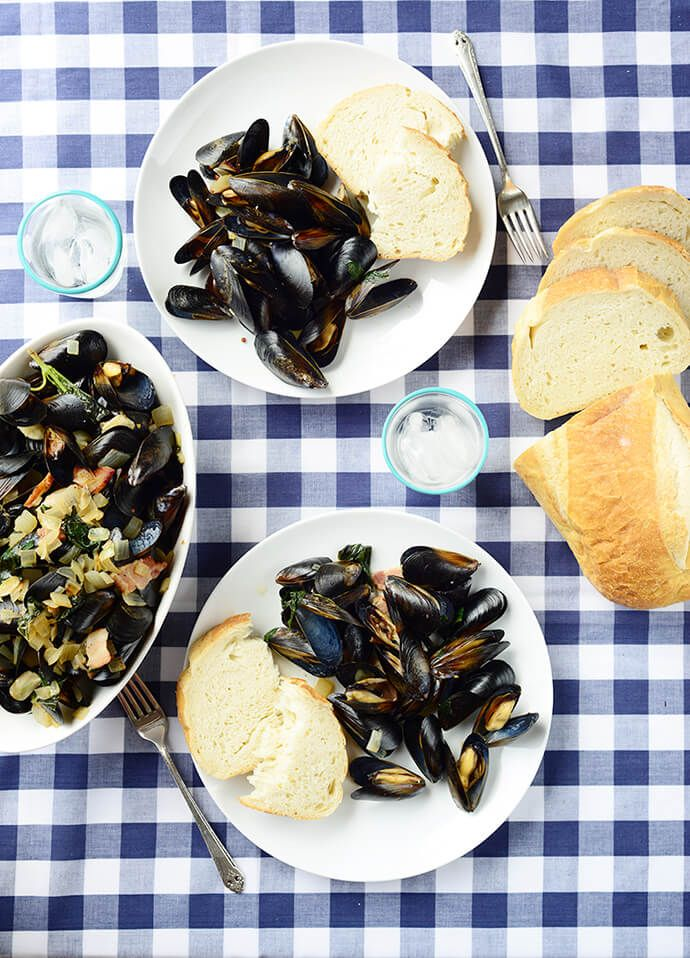 How to make the best mussels