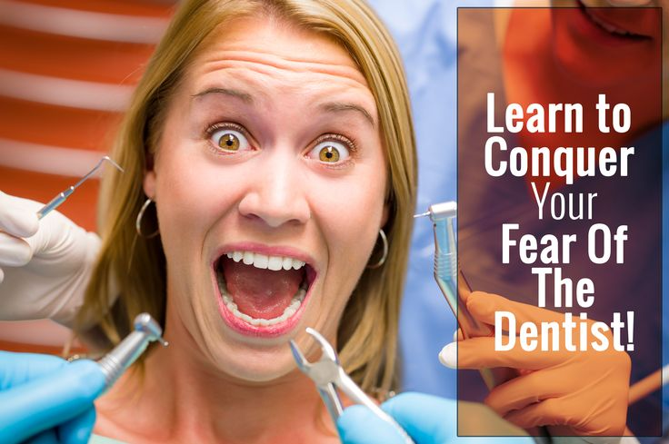"Have a fear of going to the dentist?  You're not alone.  Over 10% of Americans have some fear about going to the dentist and there are tons of reasons why this is.  We tend to refer to this issue as ""dental phobia"" but that term is pretty inaccurate.  We've put together an in-depth article on what the actual causes are of dental anxiety and how to work through them."