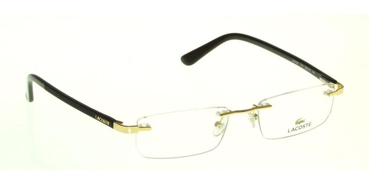 Buy Now Lacoste Frame Rimless Medium 52mm Rectangular (LA-L2212A-714) Online : India