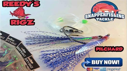 Snapper Fishing Tackle online Fishing tackle shop -snapper snatchers