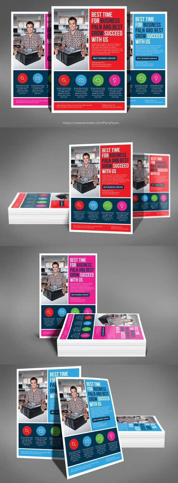 7 best Flyers images – Computer Repair Flyer Template