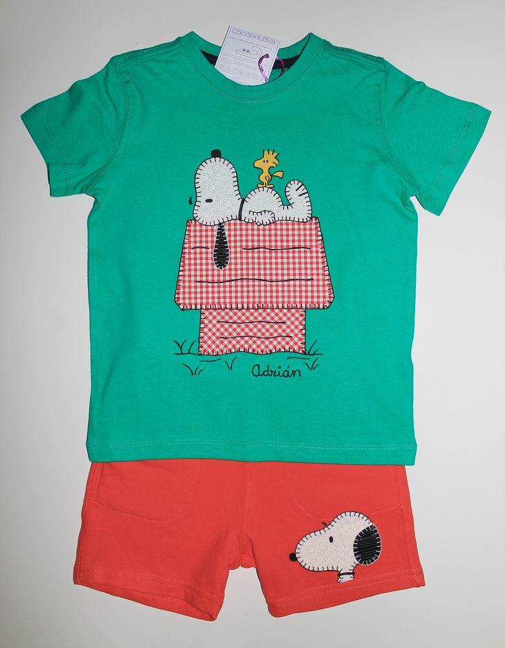 camiseta-snoopy-personalizada