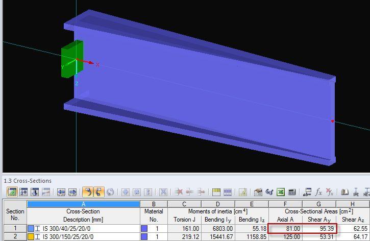 Dlubal RFEM 5 & RSTAB 8 - Classifying Thin-Walled and Massive Cross-Sections | http://www.dlubal.com/en | #bim #cad #dlubal #dynamics #eurocode #engineering #engineeringsoftware #fea #fem #rfem #rstab #structuralanalysis