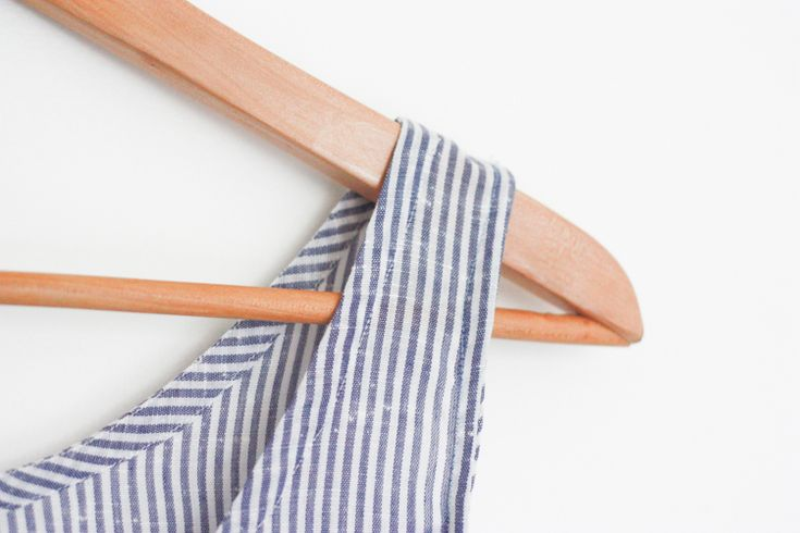 DIY Non Slip Hangers + DIY Suit Hangers via One Little Minute