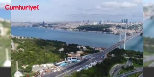 İstanbul ve Ankara'da uçuş yasağı: #15Temmuz darbe girişiminin 1'inci yıl dönümü dolayısıyla törenlerin yapılacağı alanlara uçuş yasağı getirildi.