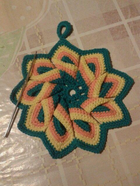 Mejores 59 imágenes de mis trabajos en crochet en Pinterest | Bolsas ...