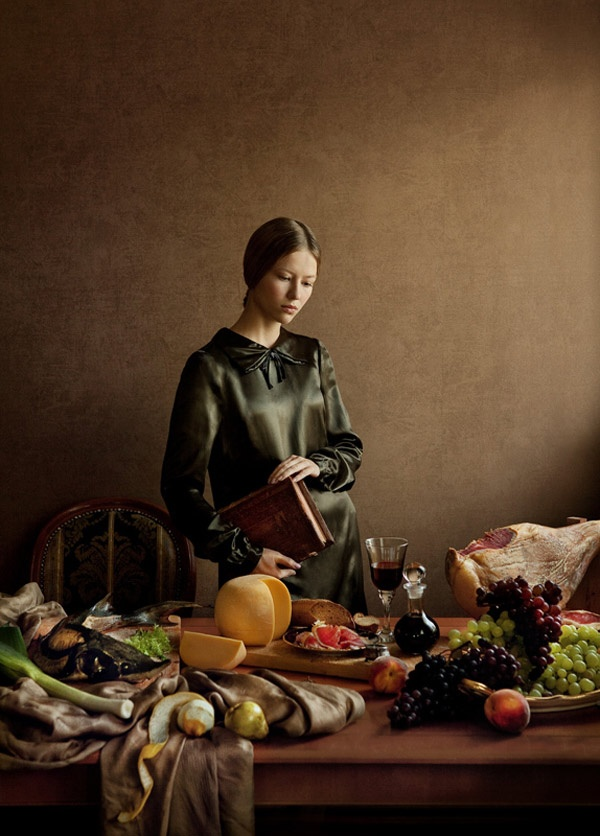 Photo like a painting by Andrey Yakovlev: Photographers, Galleries, Andreyyakovlev, Old Style, Andrey Yakovlev, Food, Art, Lilies Aleeva, Beautiful Photography
