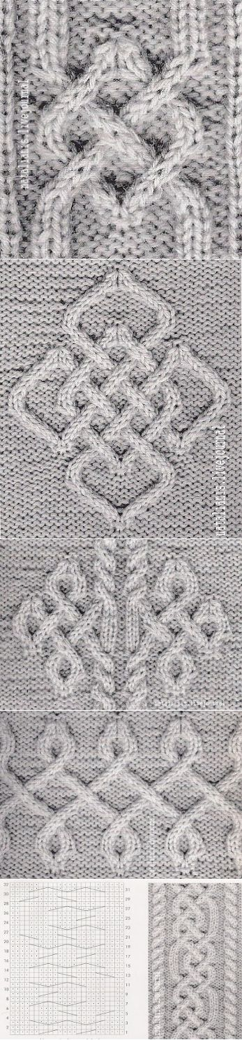 Patterns of Vikings (1)..................................... - I give all who knit old ideas for new works
