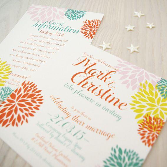 Spring © Paper Wedding www.papewedding.co.nz