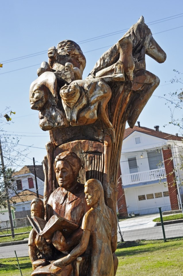 Best images about tree sculptures on pinterest