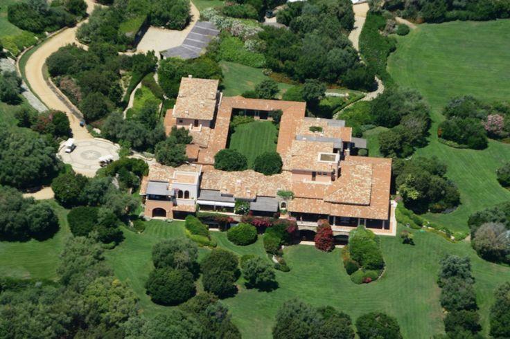 Salman futur propriétaire de la maison de Berlusconi?