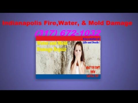 Fire - Water and Mold Damage Restoration - YouTube