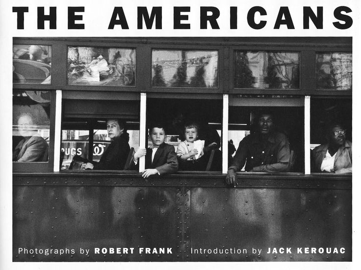 The Americans, Robert Frank