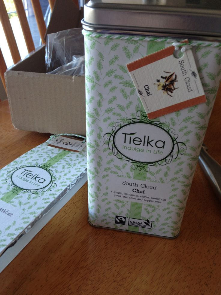 Please check out www.tielka.com.au/ for more information of the great work that Alexei & Rebecca Domorev, the founders of Tielka are doing in providing a quality tea range that is certified Fair Trade.