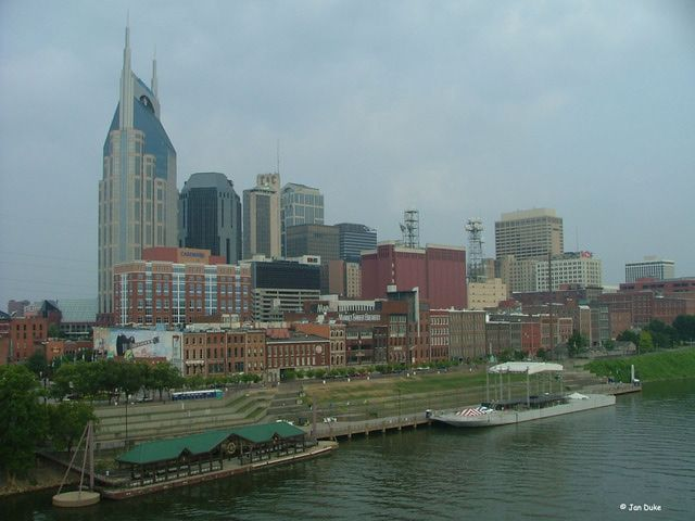 Nashville Events Calendar: Nashville Skyline
