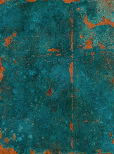 Quot Patina Quot Encaustic Paintings Pinterest Copper Bath
