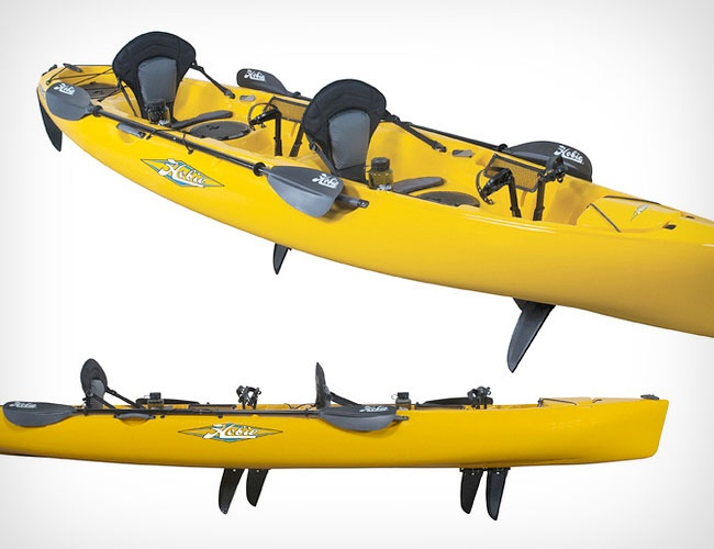 Hobie Mirage Oasis Kayak  -  Hubby's bday present!!  Can't wait to get it out and about!!