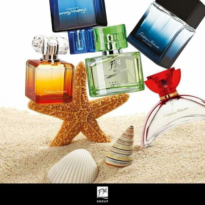 Apa parfum favorite kamu di musim panas...??? . . . . Gambar dibawah ini adalah parfum koleksi FM by Federico Mahora yang sangat cocok anda gunakan pada saat musim panas. FM 283 warna kuning (for femme) manis dan menggoda, FM 281 warna merah (for femme) hangat & bersemangat, FM 351 warna hijau (for femme) sensual,  dan terakhir warna biru FM 195 & FM 152 (for homme) klasik, elegan dan harmonis.  Anda wajib coba!!!  #salamwangi
