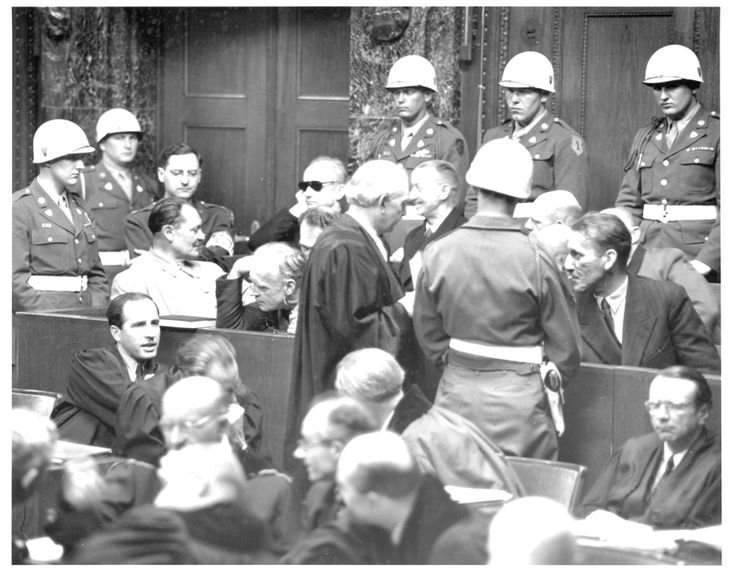 the nuremberg trials were a series of military tribunals held by  the nuremberg trials were a series of military tribunals held by the allied forces between 20 1945 and 1 1946