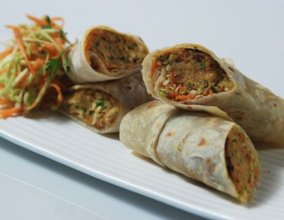 52 best recipe of the day hindi images on pinterest sanjeev vegetable frankie mixed vegetable and potato patty onions and chaat masala enclosed in a refined flour roti roll forumfinder Image collections