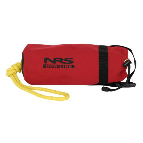 A throwbag is essential safety gear for every whitewater boater.  Buy online at Big Water.