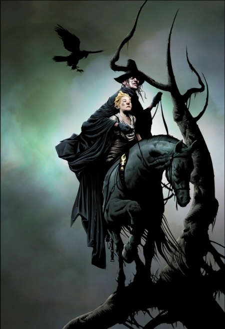 Jae Lee's Artwork From Stephen King's The Wind Through the Keyhole Limited Edition
