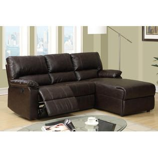 Sears leather sofa thesofa for Sectional sofas from sears