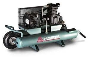 FS CURTIS 2HP 9 GALLON ELECTRIC WHEELBARROW PORTABLE AIR COMPRESSOR - CTS SERIES