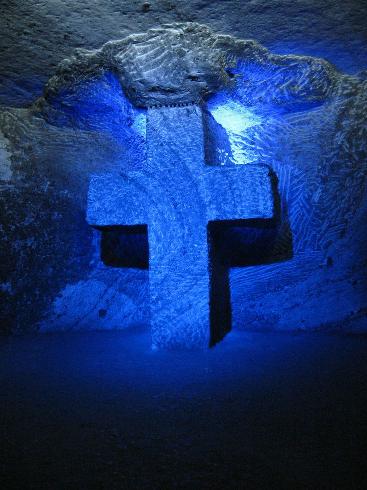 Catedral de Sal de Zipaquira | Atlas Obscura