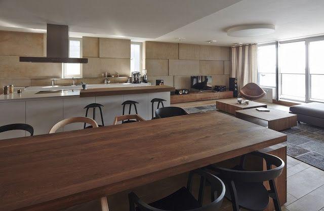 INSPIRÁCIÓK.HU Kreatív lakberendezési blog, dekoráció ötletek, lakberendező tanácsok: Modern lakberendezés: egy kis luxus a szomszédból