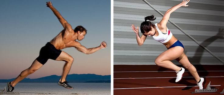 Believe it or not, you were born to sprint. Tap your inner athlete with these sprint workouts designed to get you on the fast-track to a stronger body.