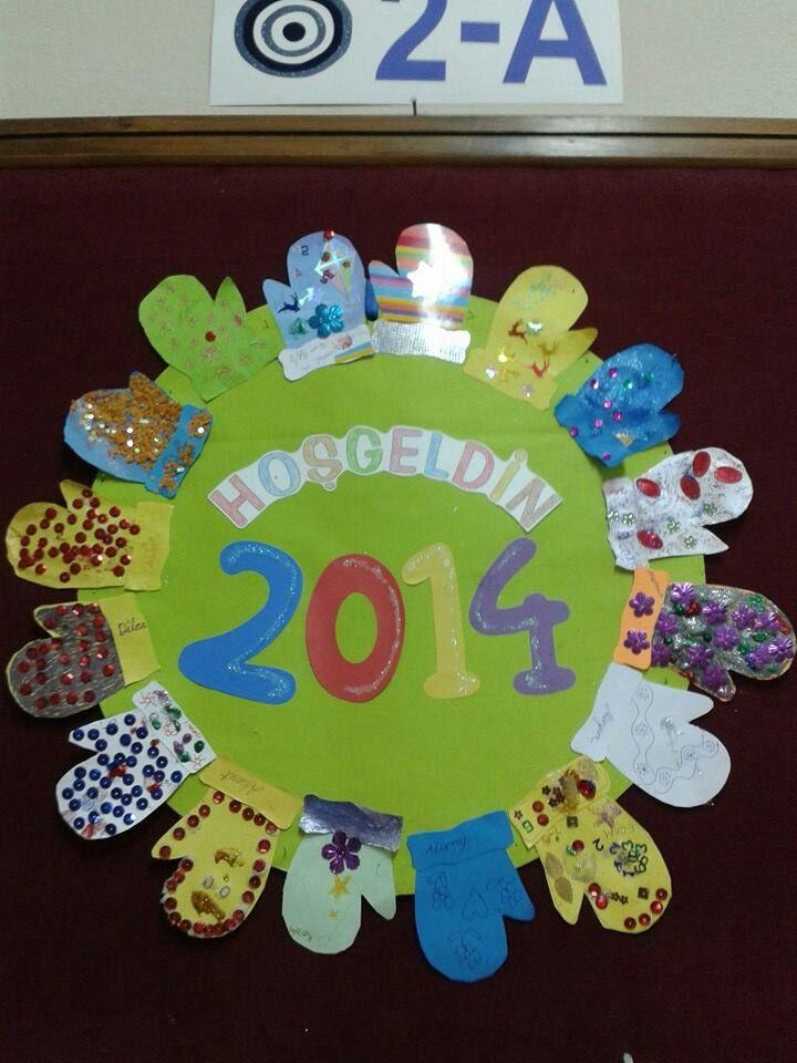 newyear craft for kids