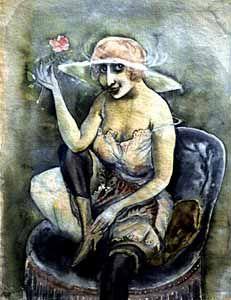 ОТТО ДИКС/Otto Dix
