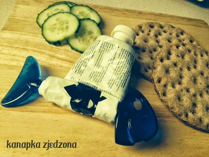kanapka zjedzona: Pomocna rybka #sendwich #koziol