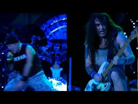 One of the biggest British Rock Bands of all time - Iron Maiden: Blood Brothers (Live In Santiago) *Best viewed loud & in full screen mode ;)