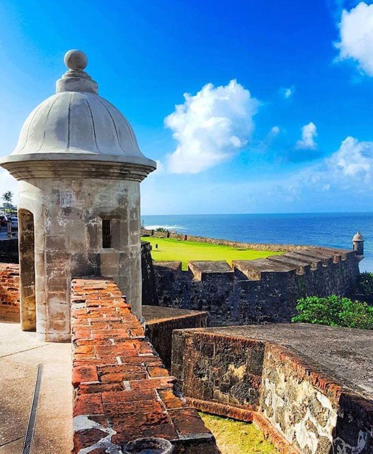 El Morro San Juan, Puerto Rico