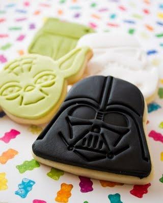 Star Wars cookies :)