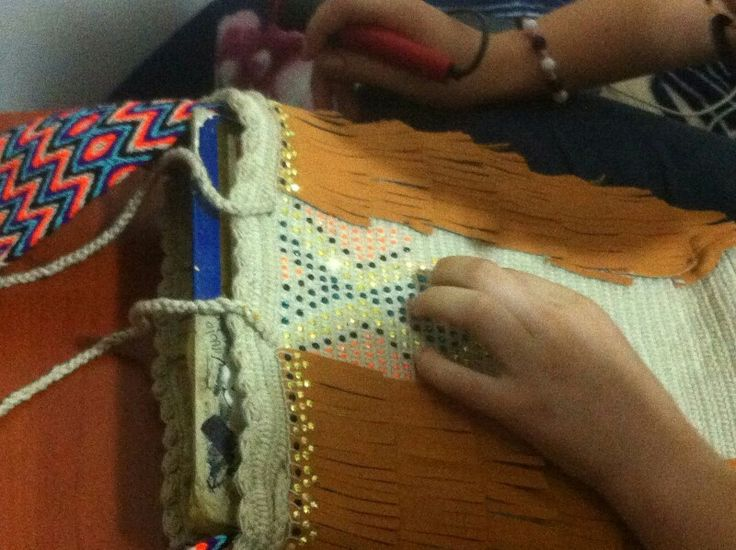 Wayuu piedras