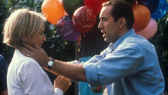 The Family Man.....La,la,la,la,la,la,la,la,la, means I love you! I love this movie!