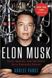 Description: There are few industrialists in history who could match Elon Musk's relentless drive and ingenious vision. A modern alloy of Thomas Edison, Henry Ford, Howard Hughes, and Steve Jobs, Musk is the man behind PayPal, Tesla Motors, SpaceX, and SolarCity, each of which has sent shock waves throughout American business and industry.