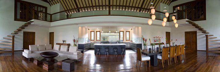 Bali Villa Panoramic