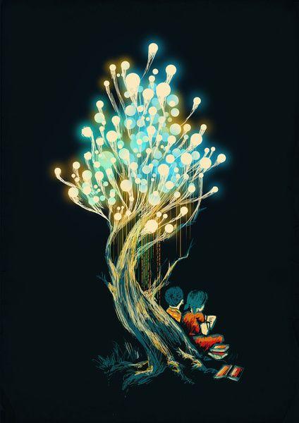 ElectriciTree by Budi Satria Kwan