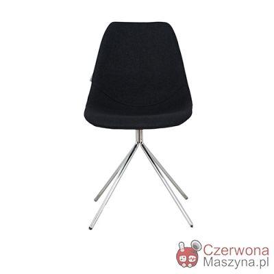 Krzesło Zuiver Fourteen Up, czarne