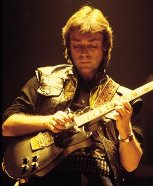 Steve Hackett. There's no one like him, really.