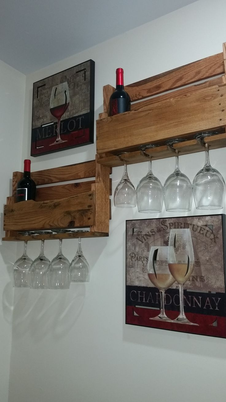Turnbull Farms Tm Reclaimed Wood Wine Racks