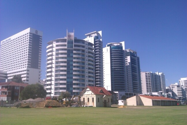 Some structures in Perth