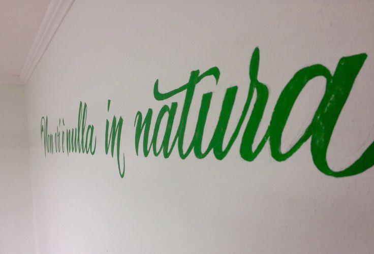 Scrivere sui muri... www.silviamandelli.com