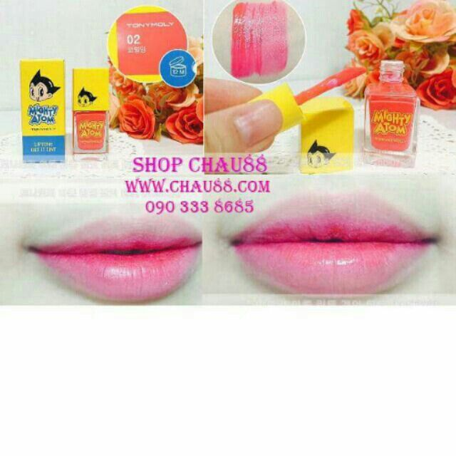 Son môi Atom Liptone Get It Tint với giá ₫135.000 chỉ có trên Shopee! Mua ngay: http://shopee.vn/shopchau88/4271745 #ShopeeVN