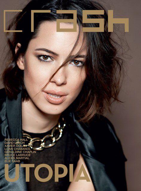 CRASH Magazine 2014   Rebecca Hall by Blossom Berkofsky